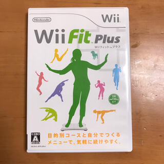 Wii Fit Plus フィットプラス(家庭用ゲームソフト)