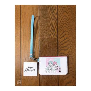 スリーコインズ(3COINS)の3COINS de YOSHIMOTO♡コラボ×パスケース(EXIT)(名刺入れ/定期入れ)