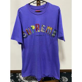 シュプリーム(Supreme)のSupreme city arc logo tee(Tシャツ(半袖/袖なし))