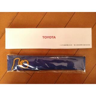 トヨタ(トヨタ)のトヨタ自動車オリンピック扇子(ノベルティグッズ)