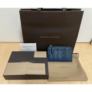 ボッテガヴェネタ(Bottega Veneta)のボッテガヴェネタ  カード&コインケース 新品未使用(コインケース/小銭入れ)