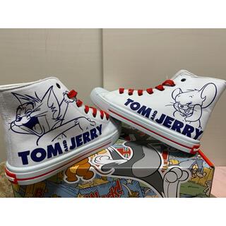 ディズニー(Disney)の完売品 トムアントジェリー スニーカー(スニーカー)