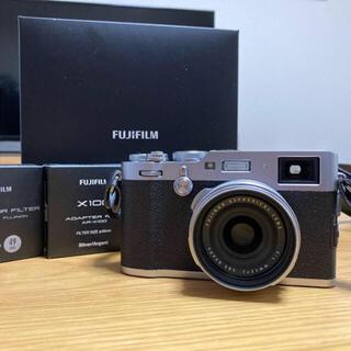 フジフイルム(富士フイルム)の富士フイルム X100F(コンパクトデジタルカメラ)