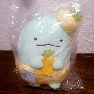 サンエックス - 500円還元☆すみっコぐらし すみっコくじ Part23 ぬいぐるみ賞 とかげ