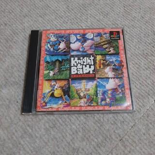 プレイステーション(PlayStation)のPSソフト ナイト&ベイビー(家庭用ゲームソフト)