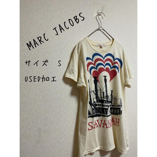 マークジェイコブス(MARC JACOBS)のMARC JACOBS/マークジェイコブス 半袖Tシャツ size:S(Tシャツ/カットソー(半袖/袖なし))