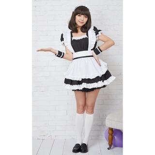 メイド服 定番衣装 フルセット(衣装一式)
