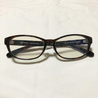 ムジルシリョウヒン(MUJI (無印良品))の無印良品 サングラス メガネ UVカットレンズ MUJI(サングラス/メガネ)