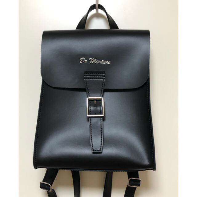 Dr.Martens(ドクターマーチン)の【値下げ済み】Dr.Martens レザーリュック メンズのバッグ(バッグパック/リュック)の商品写真