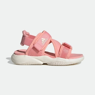 アディダス(adidas)のアディダス ピンクサンダル 24センチ(サンダル)