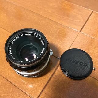 Nikon - nikon NIKKOR-H 50mm f2