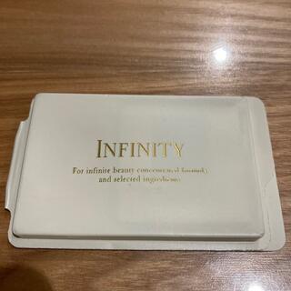 インフィニティ(Infinity)のファンデーション サンプル(ファンデーション)