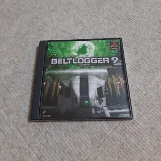 プレイステーション(PlayStation)のPSソフト ベルトロガー9(家庭用ゲームソフト)