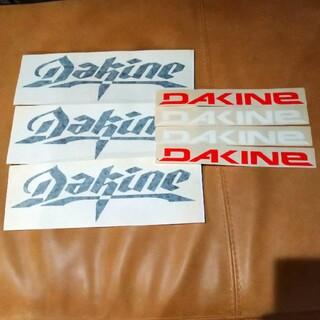 ダカイン(Dakine)のDAKINEステッカーセット(アクセサリー)