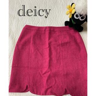 デイシー(deicy)のdeicy デイジー スカート(ミニスカート)