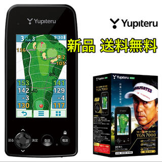 ユピテル(Yupiteru)のユピテル YGN 7000 ゴルフ距離測定器 距離計(その他)