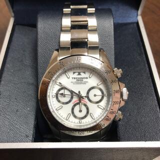 TECHNOS - 腕時計 TECHNOS テクノス 10気圧防水