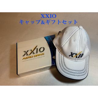 ダンロップ(DUNLOP)のXXIO キャップ&ノベルティセット(その他)