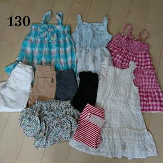 UNIQLO - 女の子 130 10点セット