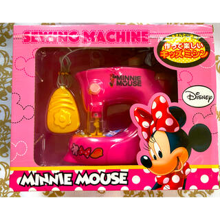 ディズニー(Disney)のミニーマウス ミシン 子ども用(その他)