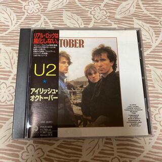 アイリッシュ・オクトーバー U2 国内盤(ポップス/ロック(洋楽))