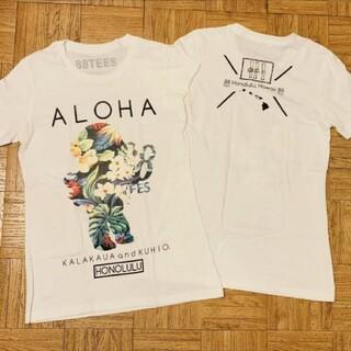 エイティーエイティーズ(88TEES)のハワイ HAWAII 88tees  Tシャツ♡新品未使用(Tシャツ/カットソー(半袖/袖なし))