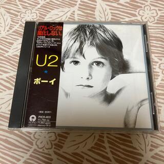 ボーイ U2 国内盤(ポップス/ロック(洋楽))
