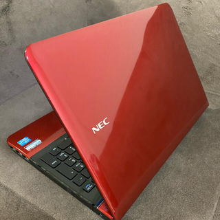 NEC - 高スペックNEC LaVie/i5/高速SSD/ブルーレイ/ノートパソコン/美品