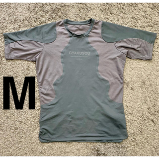 アンダーカバー(UNDERCOVER)のM GYAKUSOU NIKE × Undercover Tシャツ ランニング(Tシャツ/カットソー(半袖/袖なし))