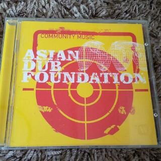 エイジアン・ダブ・ファウンデイション/コミュニティ・ミュージック(ポップス/ロック(洋楽))