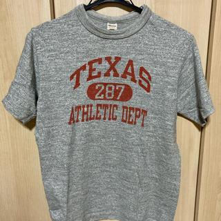 ウエアハウス(WAREHOUSE)のウエアハウス Tシャツ グレー M(Tシャツ/カットソー(半袖/袖なし))