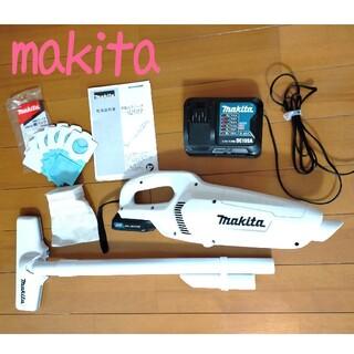 Makita - makita CL107FDSHW コードレス掃除機
