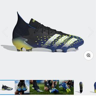 アディダス(adidas)のプレデターフリーク 24.0cm(シューズ)
