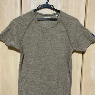 HOLLYWOOD RANCH MARKET - ハリウッドランチマーケットストレッチフライス ショートスリーブTシャツ
