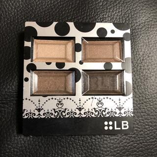 エルビーゼロスリー(LB-03)のLB GアイズGR ゴージャスグレージュ(アイシャドウ)