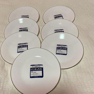 コレール(CORELLE)のコレール タフホワイトネイチャー 小皿 7枚(食器)