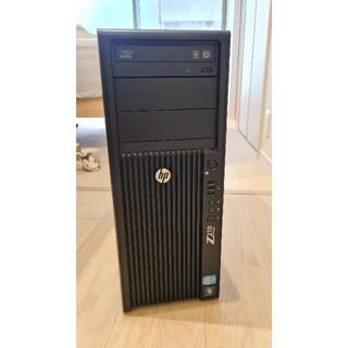 ヒューレットパッカード(HP)のHP Z210 Xeon e3 1240, 16gb, 1tb, Quadro(デスクトップ型PC)
