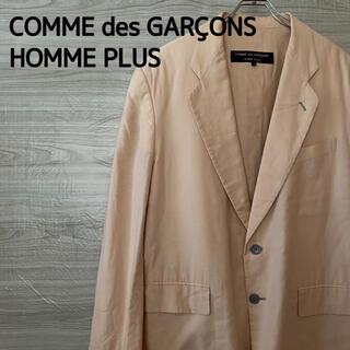 コムデギャルソンオムプリュス(COMME des GARCONS HOMME PLUS)の美品 COMME des GARCONS コムデギャルソン テーラードジャケット(テーラードジャケット)