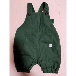 エーキャンビー(A CAN B)のAcanB エーキャンビー オーバーオール(ツナギ)90センチサイズ(ジャケット/上着)