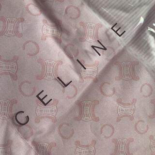 celine - CELINE 羽毛肌掛け布団