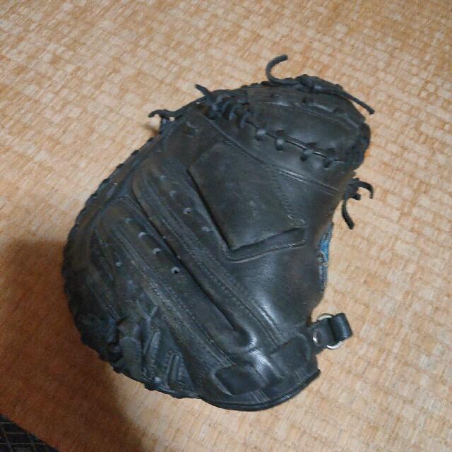 MIZUNO(ミズノ)のMIZUNO 少年軟式キャッチャーミット スポーツ/アウトドアの野球(グローブ)の商品写真