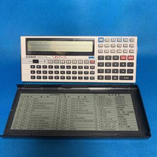 カシオ(CASIO)のカシオ VX-2 ポケットコンピューター ポケコン CASIO(その他)