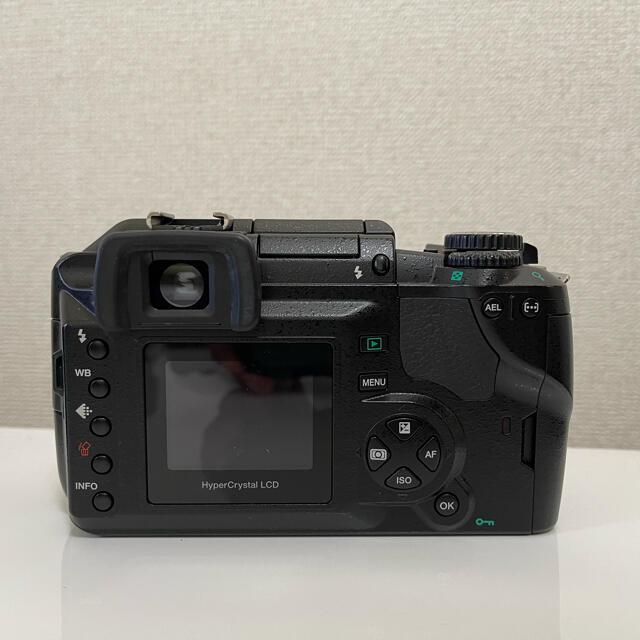 OLYMPUS(オリンパス)のOLYMPUS E-520 E-300ダブルズーム&パンケーキレンズ おまけ付き スマホ/家電/カメラのカメラ(デジタル一眼)の商品写真