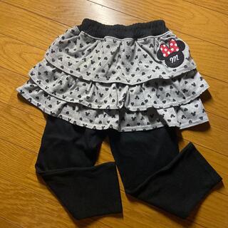 ディズニー(Disney)のミニーマウス スカートパンツ 120(スカート)