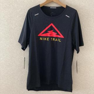 ナイキ(NIKE)のSメンズ トレイル Tシャツ NIKE 新品 ランニング (パンツ/スパッツ)