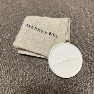 MARKS&WEB - マークスアンドウェブ  セラミックアロマプレート marks&web