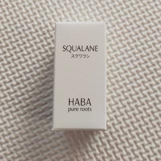 ハーバー(HABA)のHABA スクワランオイル 15ml(フェイスオイル/バーム)
