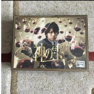 カトゥーン(KAT-TUN)のタイムセール 神の雫 DVD-BOX〈5枚組〉特典映像付(TVドラマ)