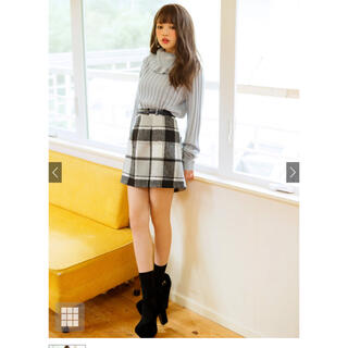 グレイル(GRL)のグレイル 台形スカート(ミニスカート)