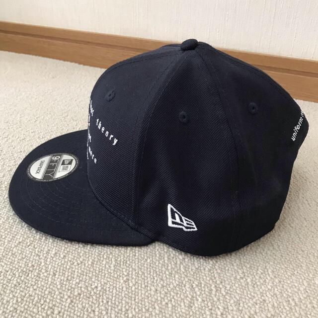 uniform experiment(ユニフォームエクスペリメント)のSOPH. uniform experiment cap メンズの帽子(キャップ)の商品写真